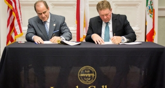STAR SIGNED AN AGREEMENT WITH LAREDO COLLEGE